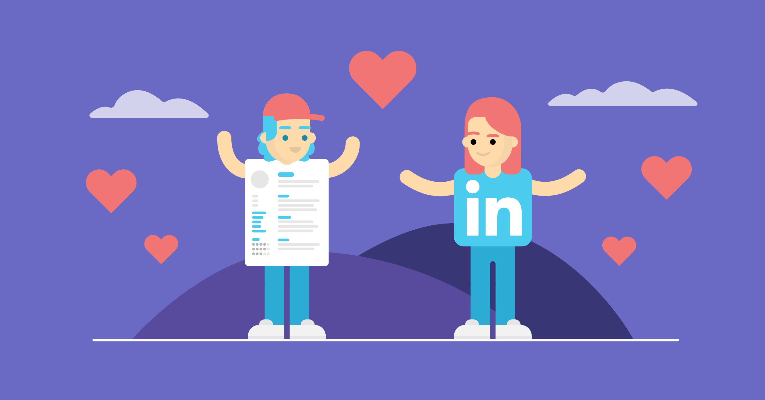 how to optimize your linkedin profile to complement your