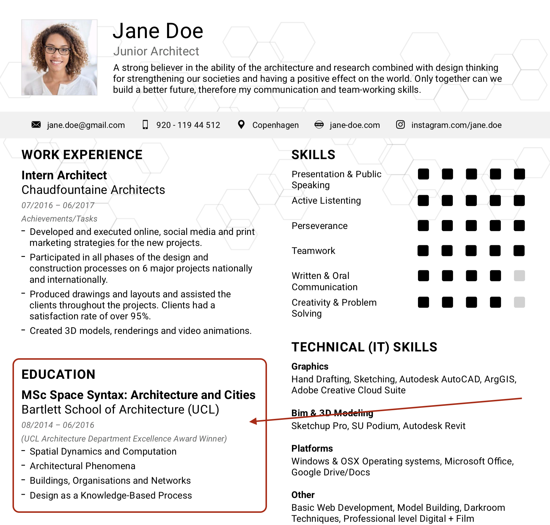 how to list education on a resume  13  real