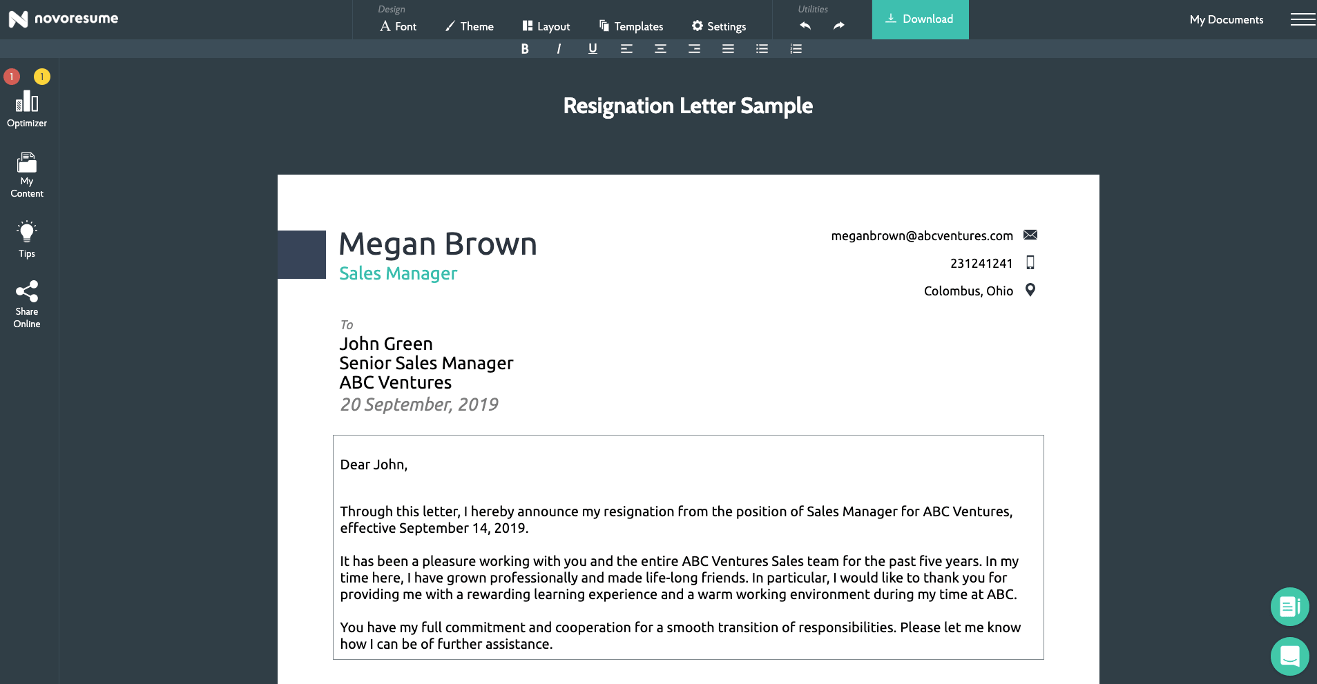 How to Write a Letter of Resignation – 2019 Extensive Guide