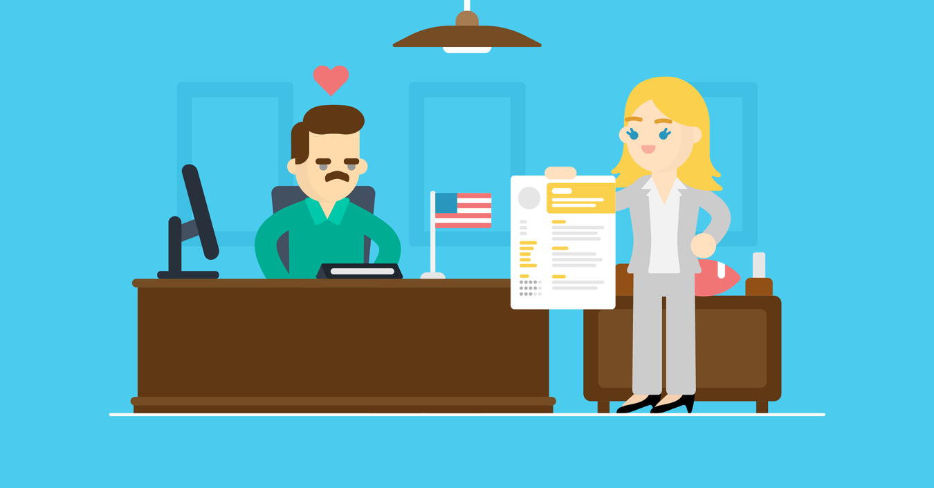 image for article How to Write a Federal Resume in 2021 [3 Free Templates]