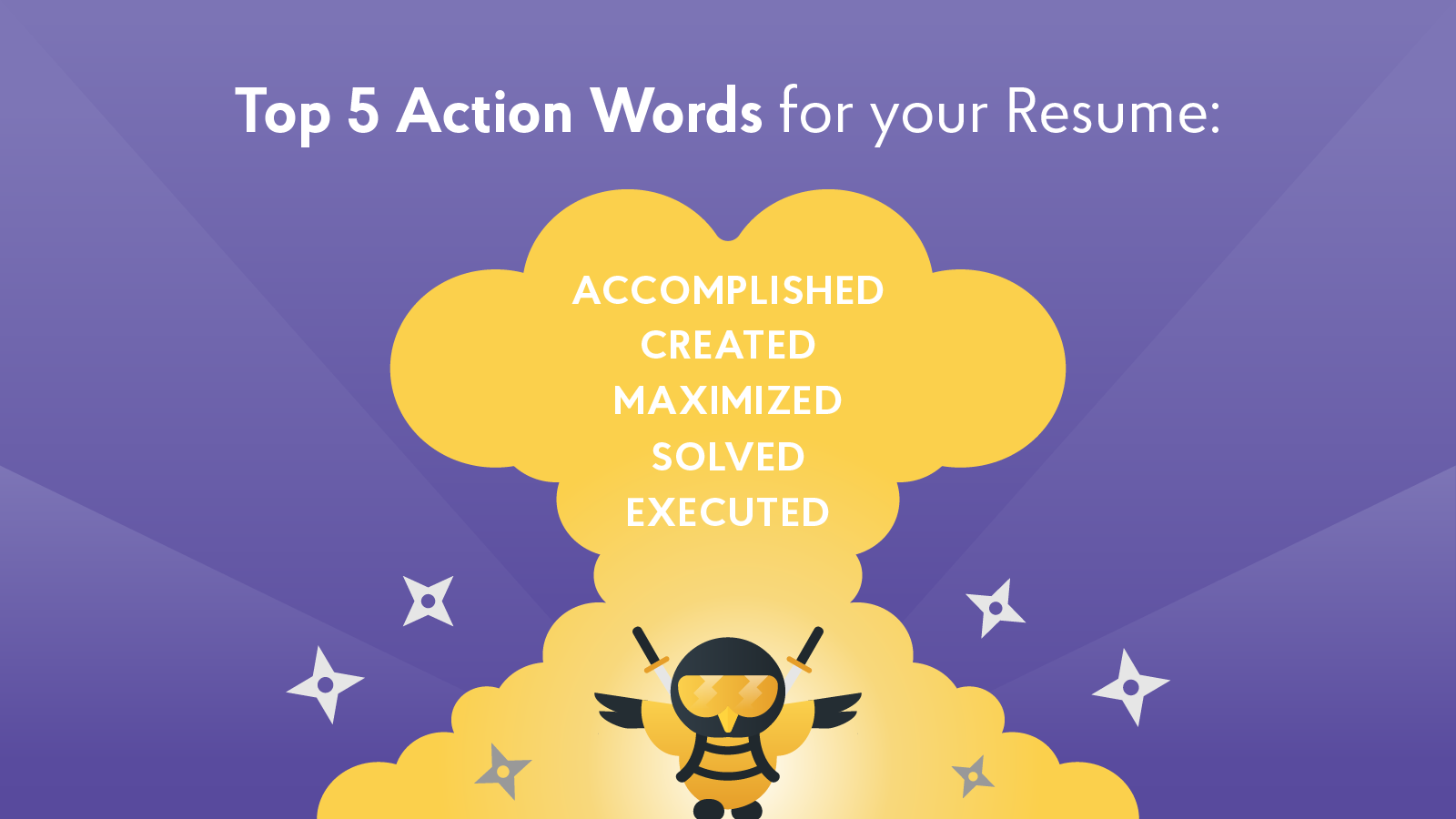 40 Best Action Words To Include In Your Resume And Cover Letter