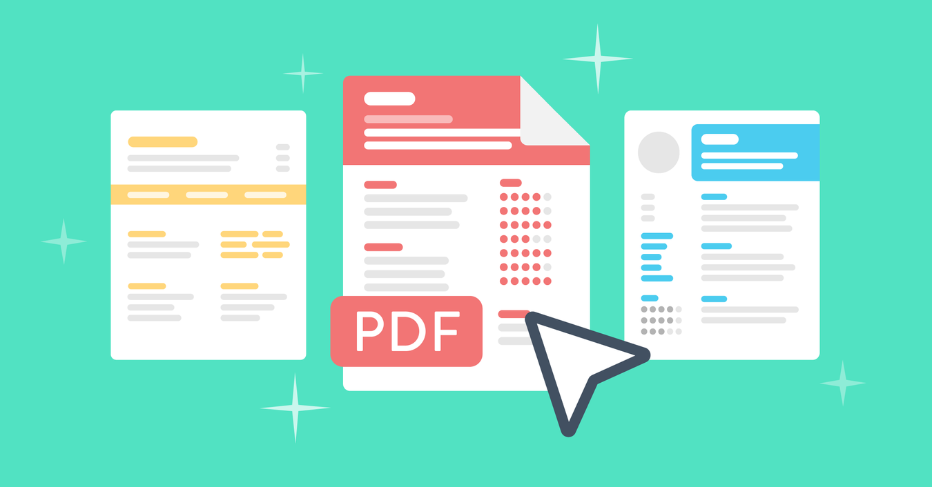 image for article Best Resume Format in 2021 - PDF vs Word Resume