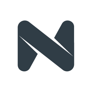 dark novoresume simple logo