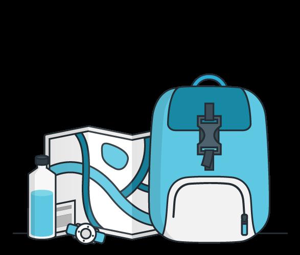 premium bag icon